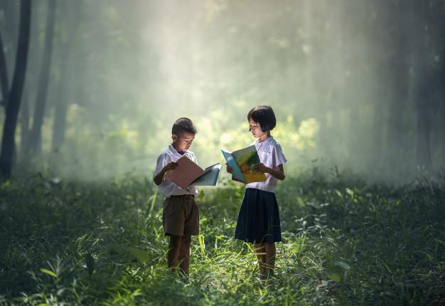 เทคนิคของการอ่านหนังสือ