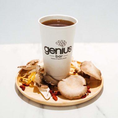 Genius Bar BKK Menu